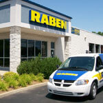 Raben Tire has many locations to meet your needs