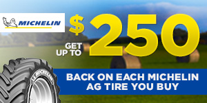 Michelin Ag Rebate