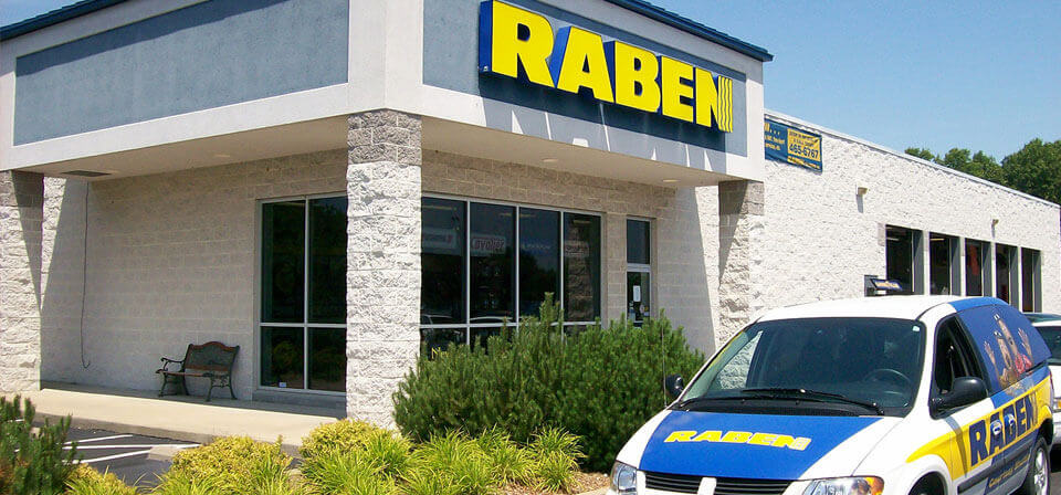 Raben Tire Evansville Indiana West Side Location