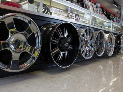 Wheel City - Raben is proud to have the wheels you need