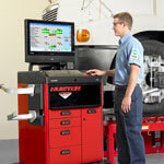 Raben Tire uses State-of-the-art equipment to keep you save