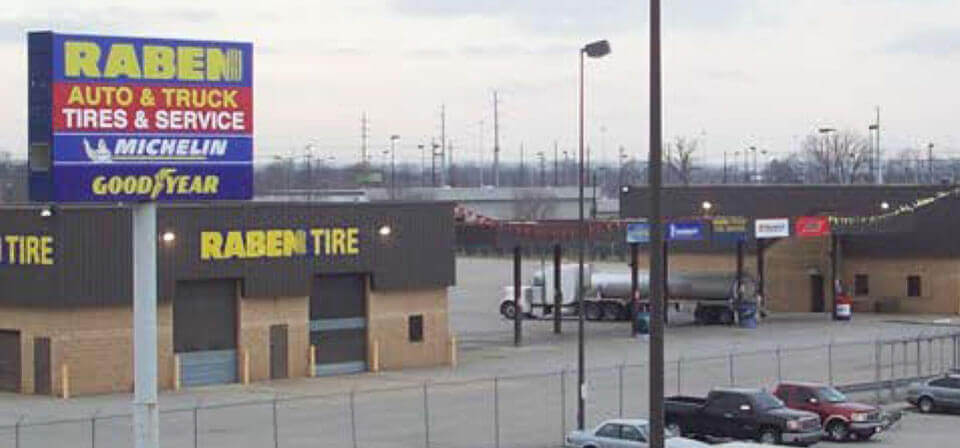 Louisville - Raben Tires and Service