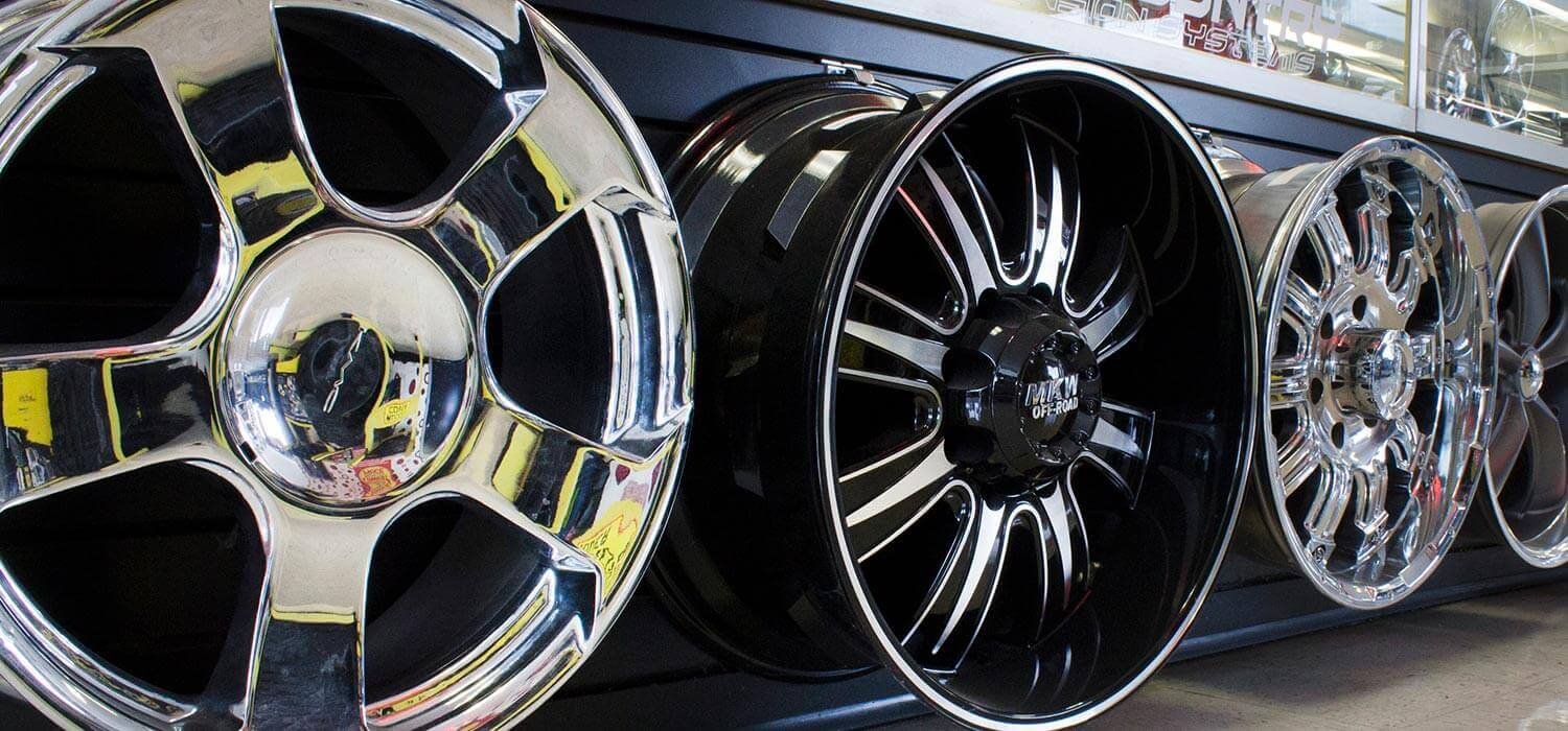 Wheel City offering custom wheels