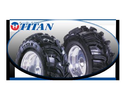 Titan Farm Tires Image Collage