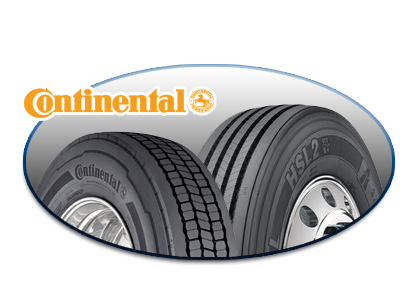 Continental Tires Image Collage