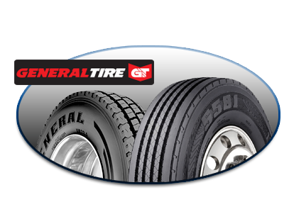 General Tire Image Collage