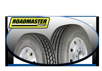 Roadmaster Tires Image Collage