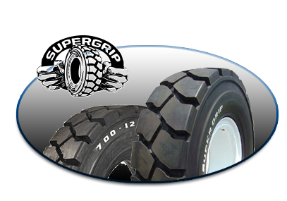 Super Grip OTR Tires Image Collage
