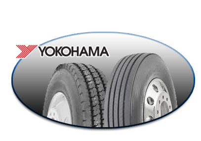 Yokohama Tires Image Collage